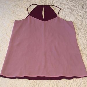 Express Reversible Pink Barcelona Cami Size L